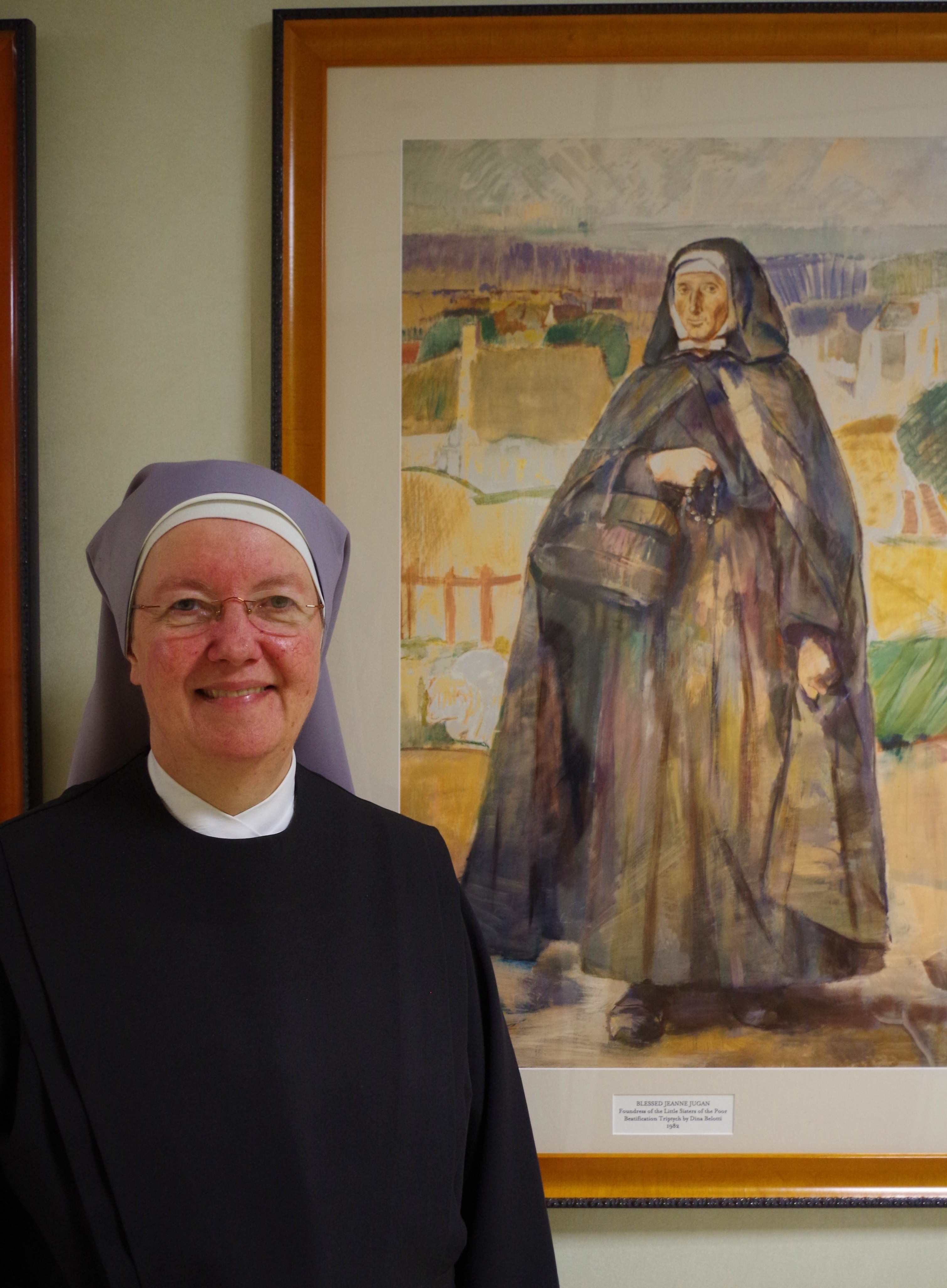 Contact Us Little Sisters Of The Poor Boston